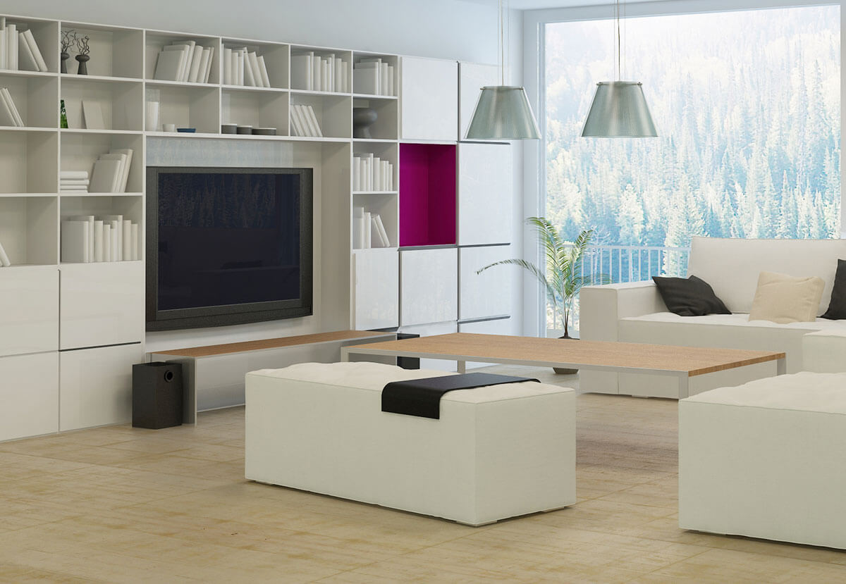 Nordlinger Pro Panels Universe # Bibliotheque Tv