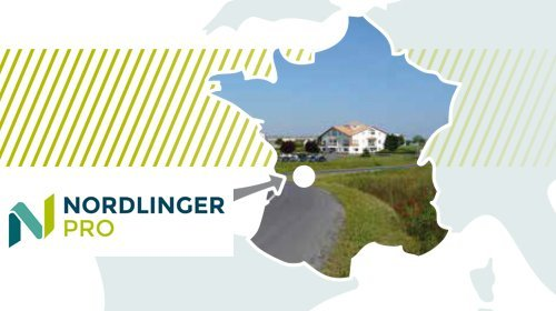 Géolocalisation Nordlinger Pro